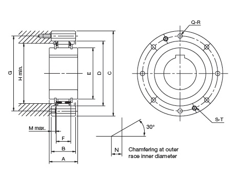 Free Download 600 furthermore Electrical Schematic Ex les additionally 2d Drawing likewise Br Ht18 25 00 Mm Bore Cam Clutch besides Dodge Gear Reducer Drawings. on 2d cad drawing gear