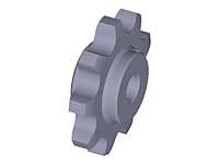Drop-Forged-Rivetless-Chain-Sprockets