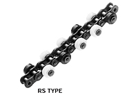 Outboard Roller Chain Series RS Type without Brake