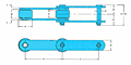 Bearing Roller Conveyor Chains