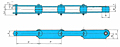 Bearing Bush Chains (RF Engineering Chain Series) - 2