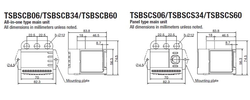 TSBSC Shock Relay for Overload Protection On U S  Tsubaki Inc