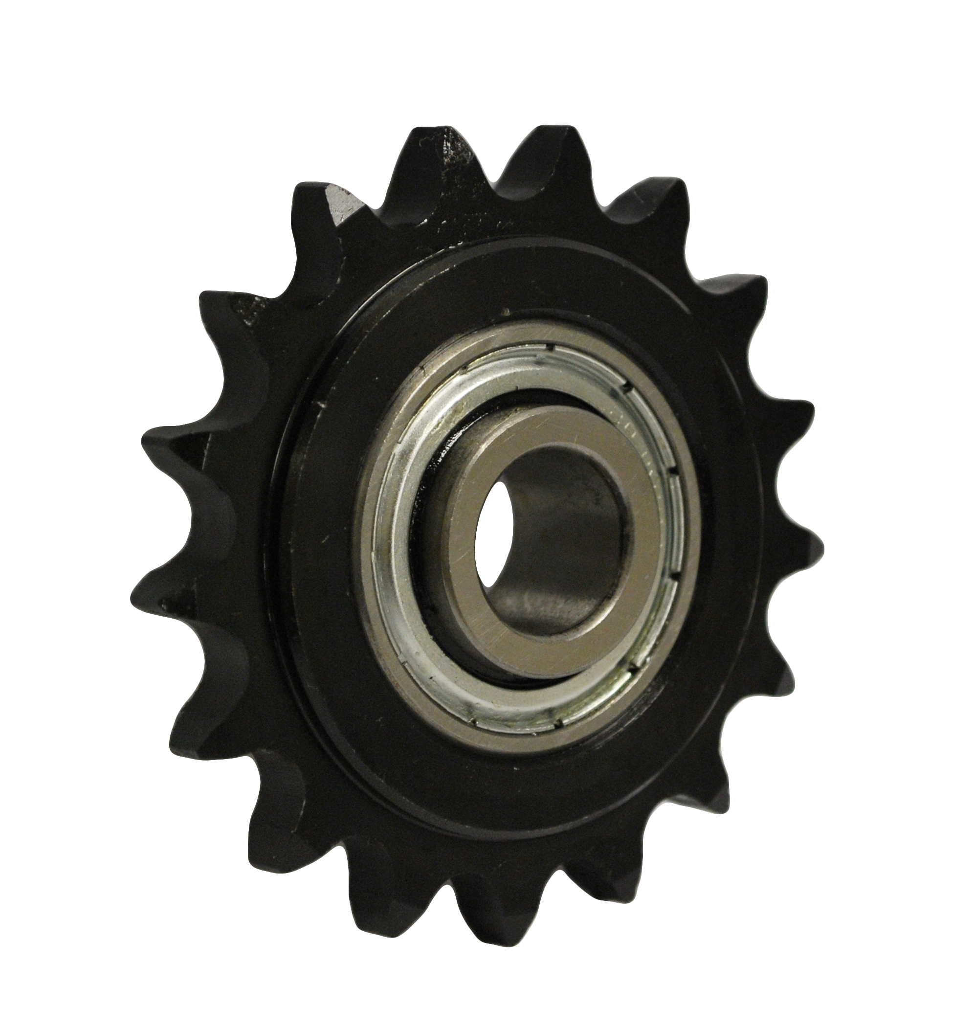 Ball Bearing Idler Sprocket Hardened Teeth On U S Tsubaki