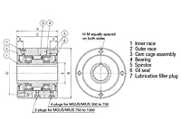 Cam Clutch MGUS Series_2