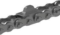 Drop Forged Rivetless Chains - Caterpillar Drive Chain