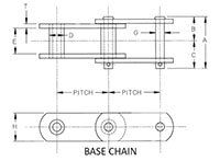 WORKHORSE Elevator Chains-2