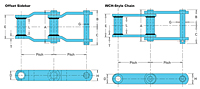 Welded Steel Mill Chains-2