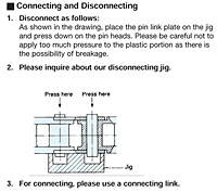 Connecting and Disconnecting
