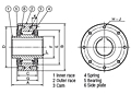 Cam Clutch MZEU Series Basic type_2