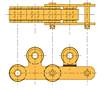 53R Top Roller Chains-2