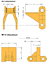 Welded Steel Chain Attachments-2