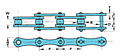 RS Double Pitch Roller Chains-2