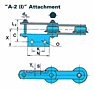 JAC Type Bar Screen Chains - A-2 (I) Attachment